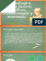 Aprendizajeapartirdefactorescognitivossocioemocionalesyneuronales 150629154938 Lva1 App6891