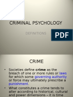 criminal psychology.ppt
