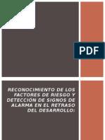 """Reconocimiento de Los Factores de Riesgo y Detecciã""""n"""