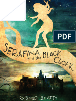 Serafina and the Black Cloak excerpt
