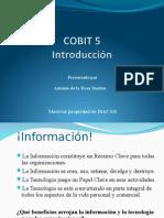 COBIT5 en español
