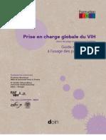 Prise en Charge Globale Du VIH Guide de Formation Paramedicaux