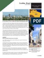 Curitiba Case Study