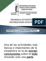 Inferencia Estadística y Distribuciones Muestrales