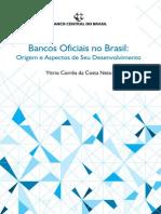Livro Bancos Oficiais