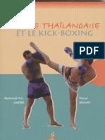 La Boxe Thailandaise Et Le Kick-boxing