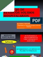 manejodedesechoshospitalarios-YVANVEGAMODIFICADO.pptx