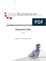 Microsoft Exchange 2013 Deployment Guide