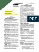 Ley 28976 - Ley Marco Licencia Funcionamiento