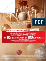 s52 Noel Carte Cadeau
