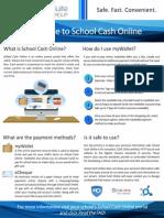 School Cash Comment