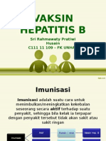 Pkmrs VAKSIN HEPATITIS B