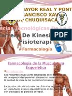 Farmacología Musculoesqueletica