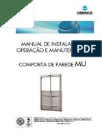 Manual de Instalação, Operação e Manutenção - Orbinox