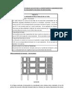 Irregularidades en Configuracion Estructural