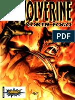 Wolverine - Corta Fogo