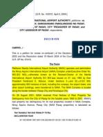 MIAA v. City of Pasay