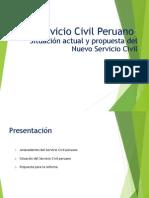 Servicio Civil - Servir