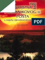 Svojstva Poslanikovog Posta Po Kur'Anu i Sunnetu - Safet Kuduzović