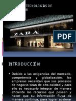 Zara y Su Tecnología de Información