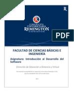 01-Introduccion Del Dllo Software