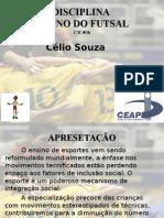 Slaid Futsal, Hitorico e Regras Basicas