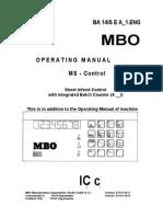 [TBQL_4184]  Manual Mbo W | Machines | Switch | Mbo Folder Diagram For Wiring |  | Scribd