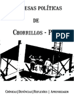 Tradução Presas de Chorrillos