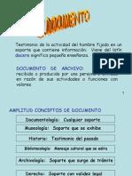 7. El Documento