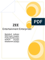 Zee Entertainment Detailed Financial Analysis - Part 2