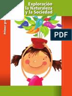 Libro Del Alumno 1° basico de La Naturaleza y La Sociedad Primaria RIEB 2011
