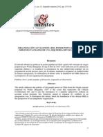 Organización Antagonista Del Poder Popular en Chile