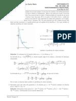 Pauta Primera Prueba Matemáticas