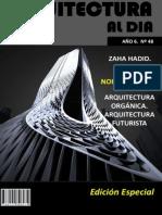 Zaha Hadid y Norman Foster - Organic Architecture