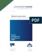 PMP® Training - Management Square