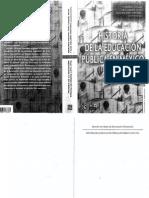 Historia de la Educación Pública en México