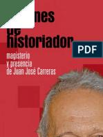 Razones de Historiador