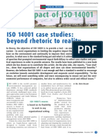 iso 14001 case studies