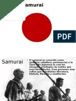 Cultura samurai