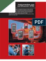 Instrumentos Con Certificacion ATEX