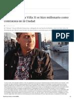 Un Puntero de La Villa 31 Se Hizo Millonario Como Contratista de La Ciudad _ Argentina _ Tiempo Argentino