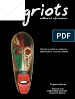 Griots Livro 2012