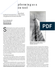 Vertical Slipforming as a Construction Tool