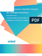 La pesada carga que recae sobre 1 millón de trabajadores autónomos en Argentina Ganancias 1MM Autonomos