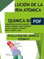 Evolucion Del Atomo
