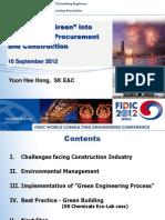 FIDIC Seminar1 Hong