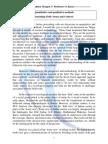 1 Qualitative and Quantitative Methods