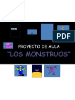 PROYECTO Los Monstruos 2