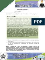 Evidencia 1-Foro Programas de Microcredito