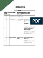 Planeacion Didactica Vespertino Reporte de Investigación de Campo 2015b